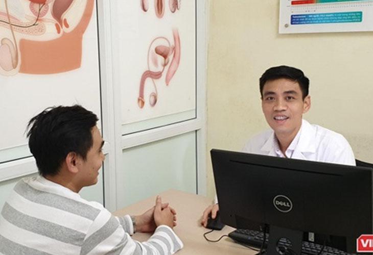 Bác sĩ nam khoa Nguyễn Hoài Bắc