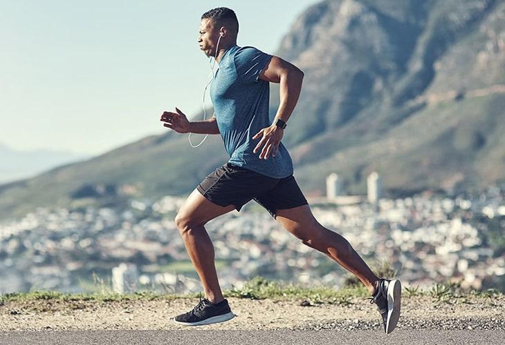 Chạy bộ kích thích tuần hoàn máu có tác dụng cải thiện chứng liệt dương ở nam giới