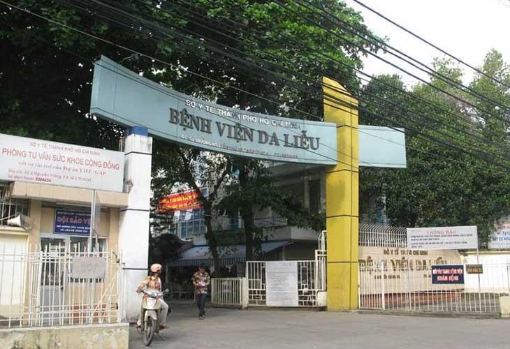 Bệnh viện Da liễu TPHCM là cơ sở điều trị bệnh á sừng được nhiều người bệnh đánh giá cao