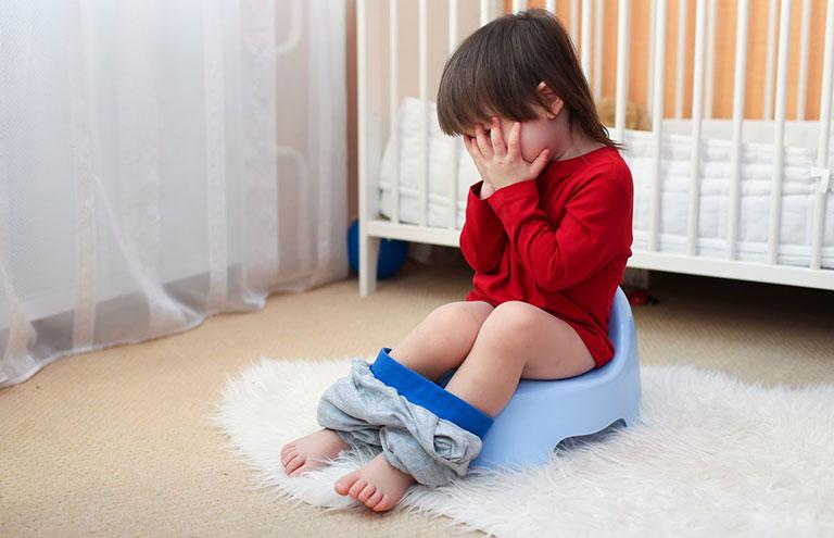 bệnh trĩ ở trẻ em có nguy hiểm không
