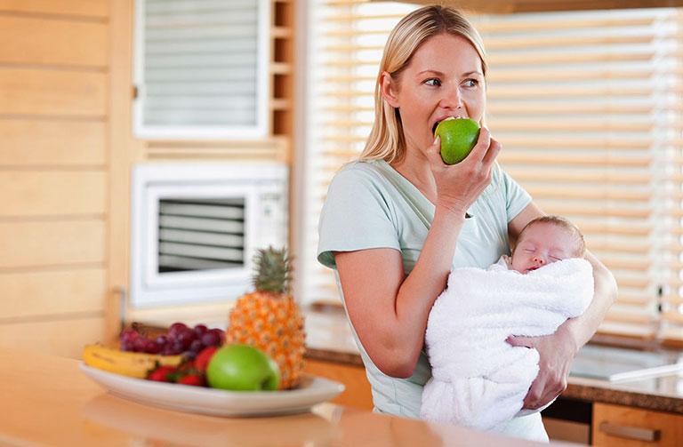 chữa trĩ sau sinh tại nhà