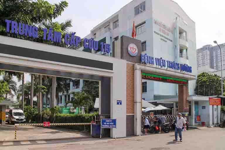 Khám chữa trào ngược dạ dày tại Bệnh viện cấp cứu Trưng Vương