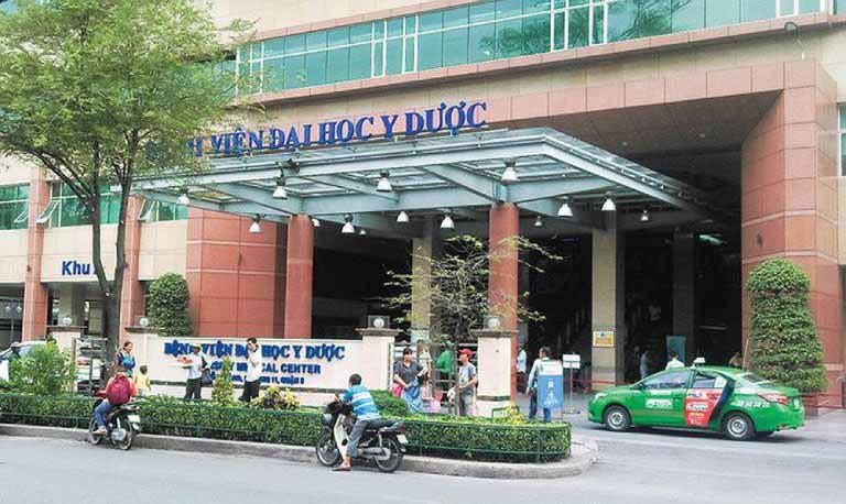 Bệnh viện Đại học y dược được nhiều người lựa chọn lui tới để điều trị bệnh dạ dày
