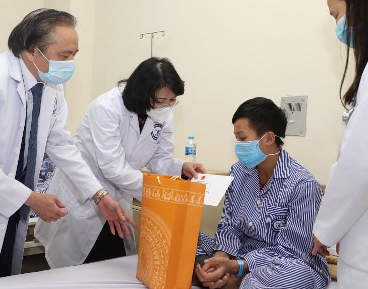Nếu khám nội trú và tình trạng bệnh ở mức độ nặng mọi người nên đến cơ sở 1