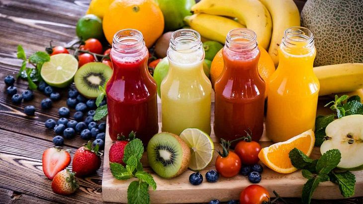 Mẹ bầu nên bổ sung nhiều hoa quả để cung cấp vitamin cần thiết cho cơ thể