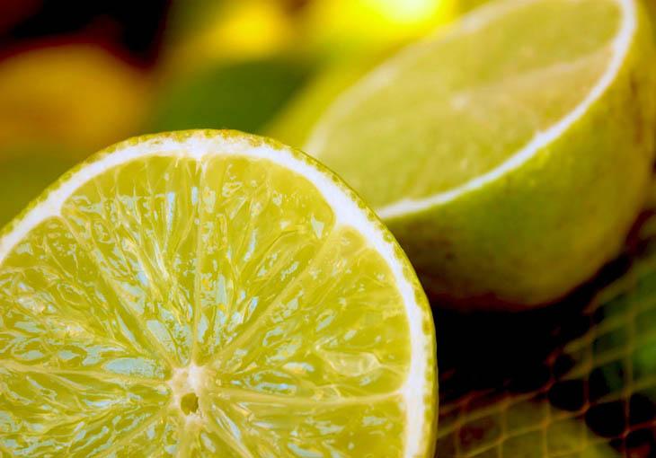 Chanh có tác dụng ngăn ngừa và ức chế sự tăng sinh melanin