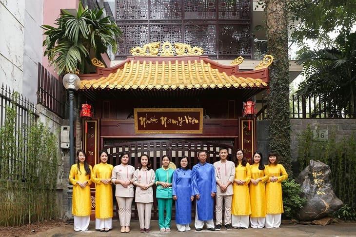 Nhất Nam Y Viện là cơ sở chữa liệt dương uy tín bằng đông y ở Hà Nội
