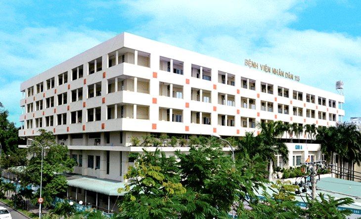 Bệnh viện Nhân dân 115 cũng được nhiều chuyên gia đánh giá cao về chất lượng khám chữa bệnh