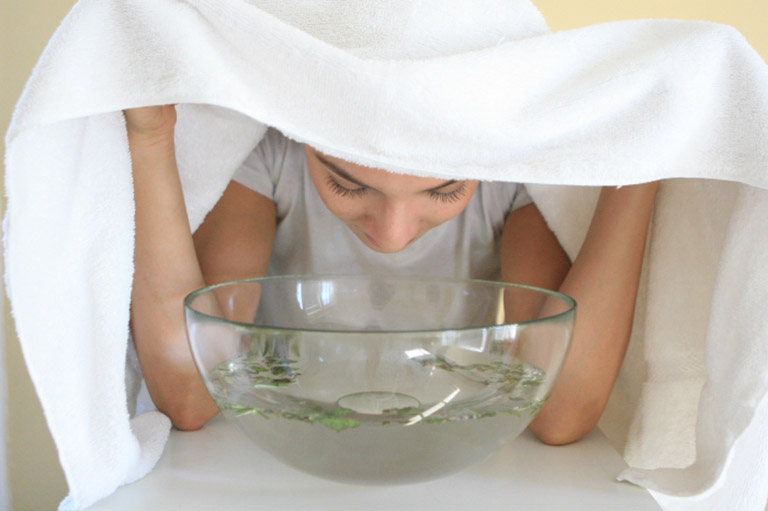 Chỉ nên dùng cây giao trị viêm xoang tại nhà bằng cách xông hơi mũi, nói không với bài thuốc bôi và uống