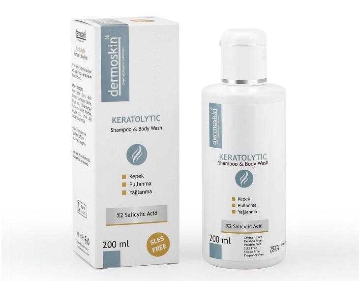 Dermo Skin Keratolytic là cái tên quen thuộc với nhiều bệnh nhân mắc vảy nến da đầu