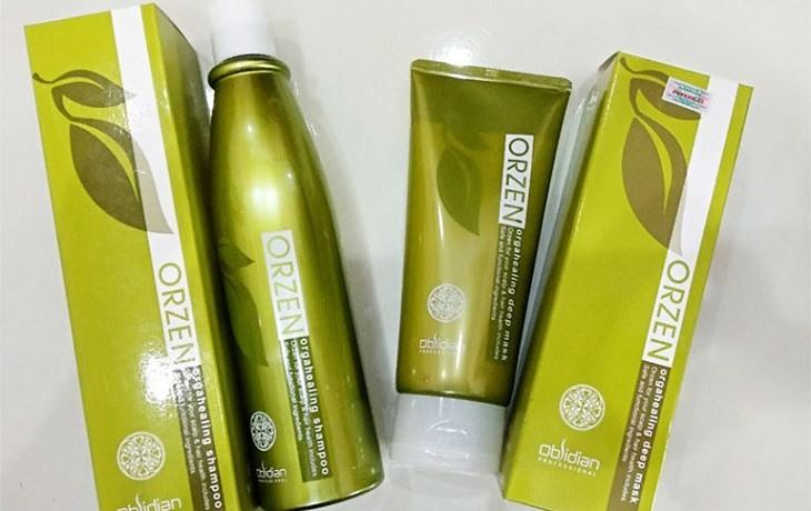 Orzen là dòng dầu gội thảo dược hữu cơ đến từ Hàn Quốc