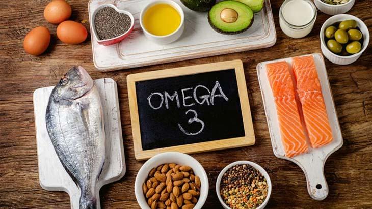 Axit béo Omega 3 cần được bổ sung khi phụ nữ bước sang giai đoạn tiền mãn kinh