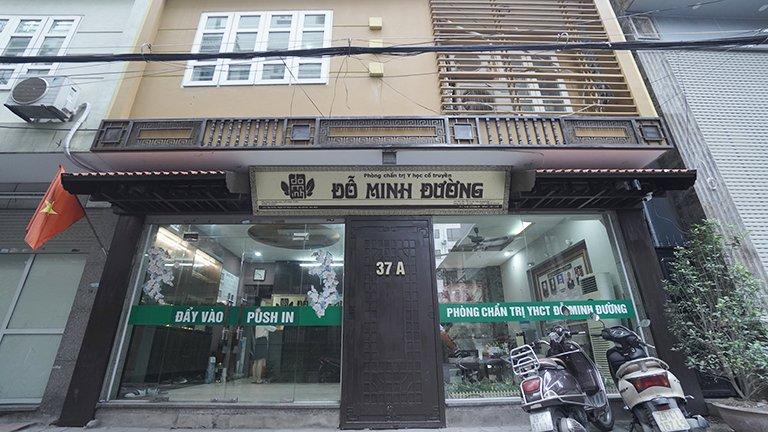 Nhà thuốc nam Đỗ Minh Đường là địa chỉ thăm khám và điều trị viêm tiền liệt tuyến được nhiều bệnh nhân lựa chọn