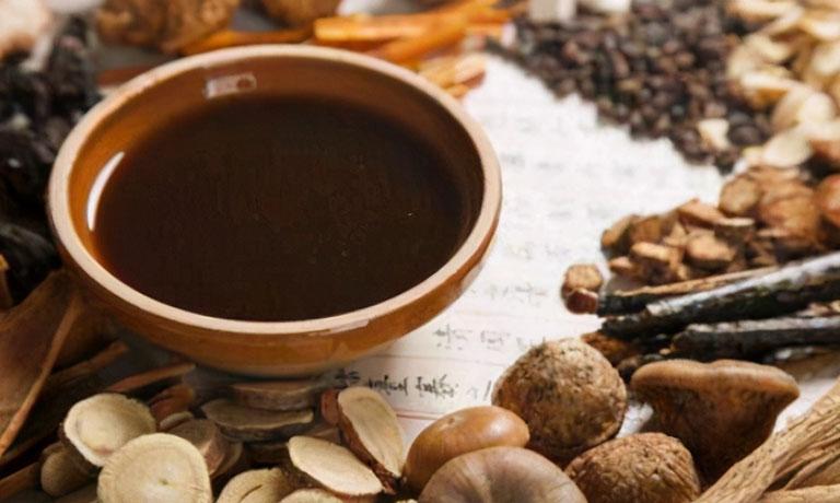 bài thuốc đông y chữa viêm loét dạ dày