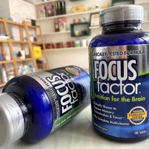Viên uống Focus Factor của Mỹ có tốt không? Đánh giá chi tiết từ người dùng