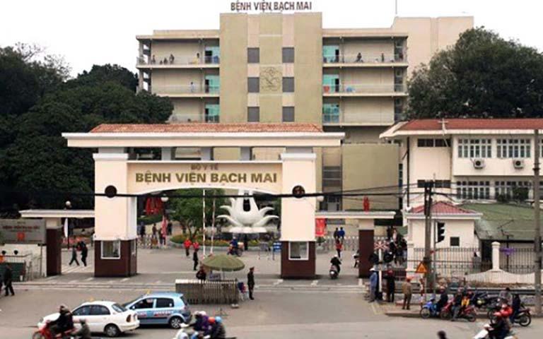 Bệnh viện Bạch Mai là địa chỉ thăm khám và điều trị bệnh lý về dạ dày hàng đầu của cả nước