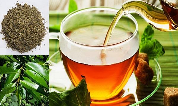 Bệnh nhân có thể dùng nước vối thay trà để dùng hàng ngày