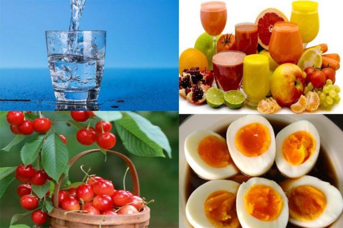 Duy trì chế độ dinh dưỡng khoa học trong quá trình điều trị bệnh gout bằng lá vối