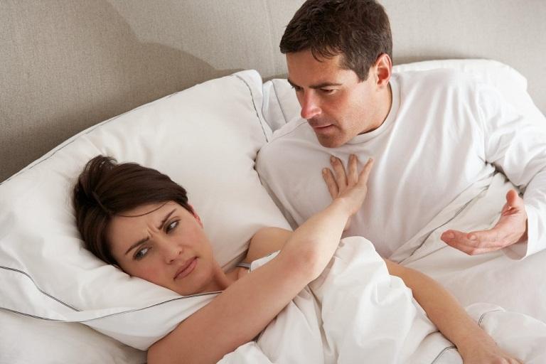 Lãnh cảm ở phụ nữ là tình trạng phổ biến hiện nay