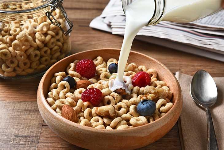 Ngũ cốc nguyên hạt giúp chống oxy hóa tốt cho người liệt dương