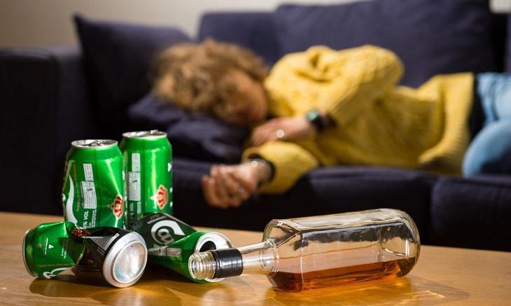 Không sử dụng rượu bia khi đang điều trị bệnh