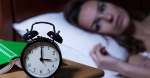Mất ngủ tuổi mãn kinh, nguyên nhân và cách khắc phục