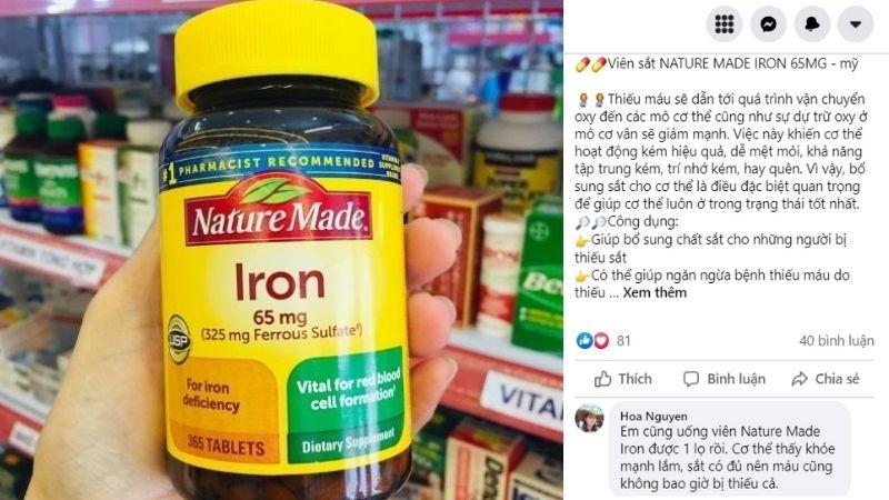 Đánh giá từ khách hàng trên Facebook
