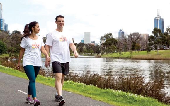 Việc đi bộ đúng cách sẽ mang đến hiệu quả cao trong điều trị bệnh