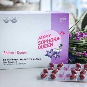 Viên uống nội tiết tố Atomy là sản phẩm thích hợp cho chị em phụ nữ bị mất cân bằng nội tiết tố