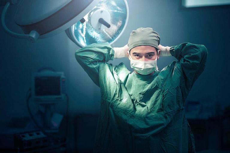 Điều trị viêm trợt hàng vị dạ dày mức độ nặng bằng phương pháp can thiệp ngoại khoa