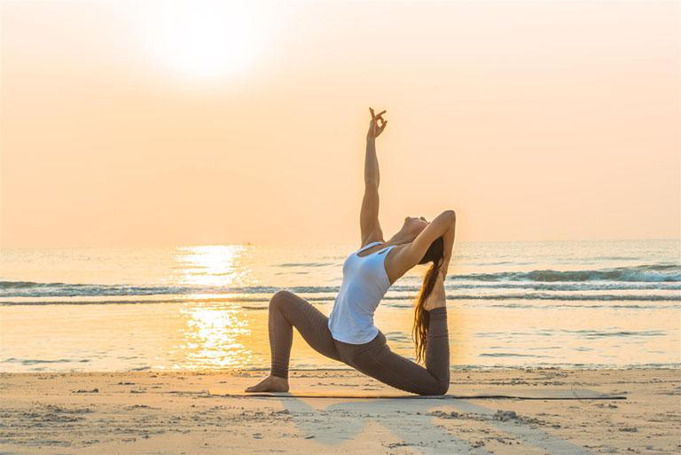 Duy trì lối sống tích cực sẽ giúp bạn phòng ngừa được nhiều bệnh lý khác nhau kể cả bệnh viêm thực quản trào ngược độ a
