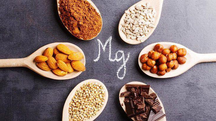 Người bệnh nên bổ sung các loại thực phẩm giàu Magie vào thực đơn dinh dưỡng của mình