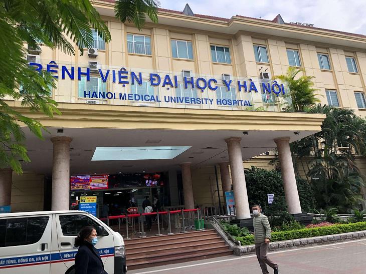 Bệnh viện đại học y Hà Nội là địa chỉ khám chữa bệnh thoái hóa cột sống uy tín, hiệu quả