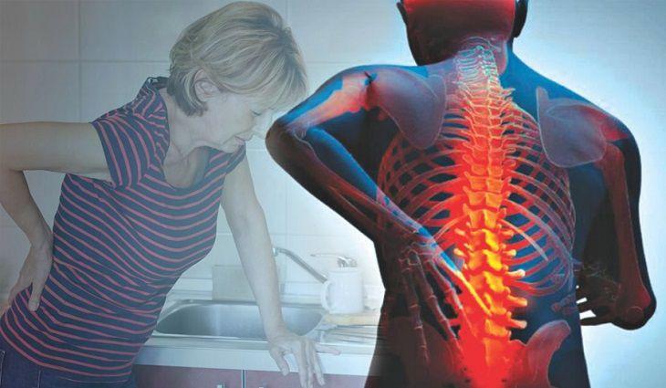 Người bệnh xuất hiện tình trạng đau nhức xương khớp kéo dài