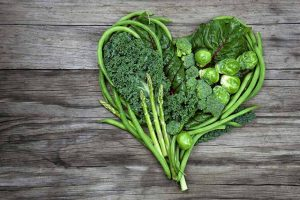 Ăn nhiều rau xanh giúp tăng sức khỏe xương khớp