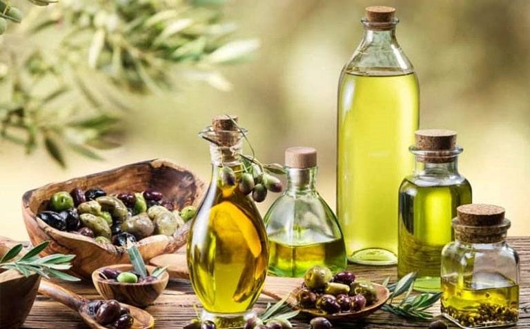 Thêm dầu oliu vào bữa ăn để cải thiện nội tiết