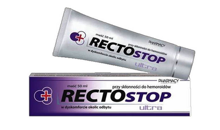 thuốc kem bôi trĩ rectostop có hiệu quả không