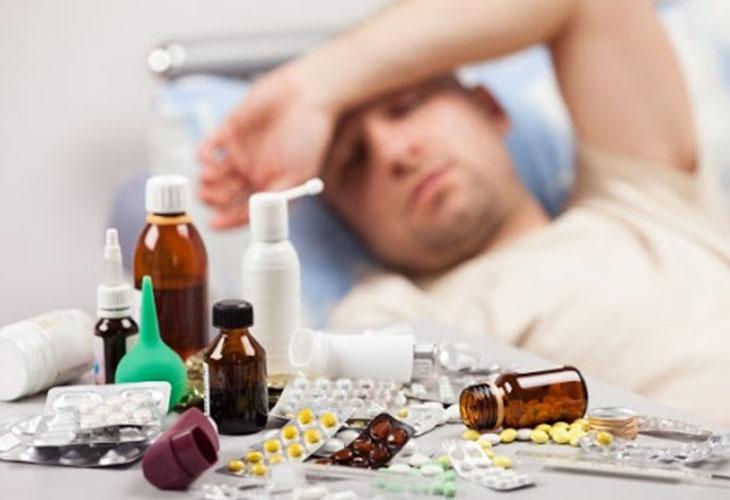 Thuốc chữa mất ngủ là một trong những loại thuốc gây liệt dương vĩnh viễn