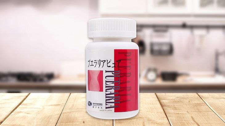 Các thành phần trong Pueraria Pure đều được chiết xuất từ tự nhiên nên bạn có thể yên tâm khi sử dụng loại thuốc tăng nội tiết tố nữ của Nhật này