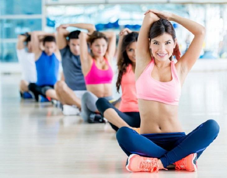 Vận động hàng ngày và giữ tinh thần lạc quan là cách hữu hiệu để quá trình điều trị diễn ra thuận lợi hơn