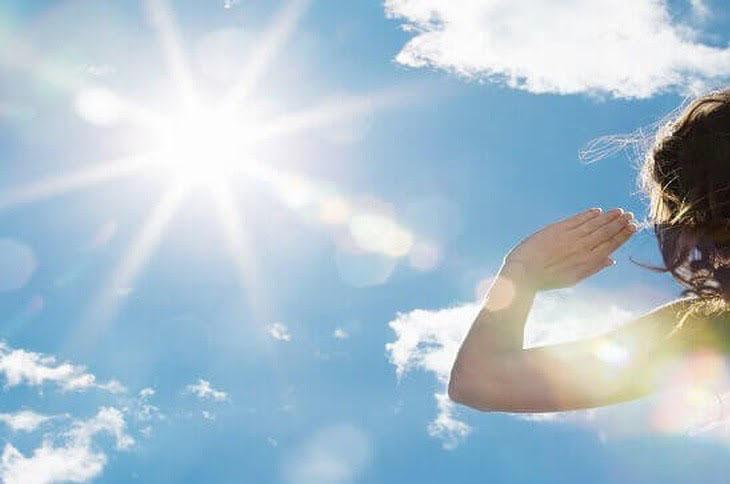 Bảo vệ da khỏi ánh nắng mặt trời trong thời gian trị nám