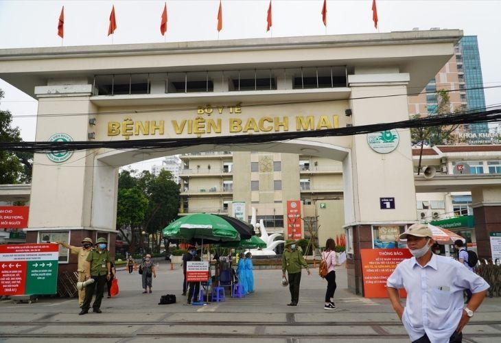 Bệnh viện Bạch Mai là cơ sở điều trị đầu ngành, được nhiều người tin tưởng lựa chọn