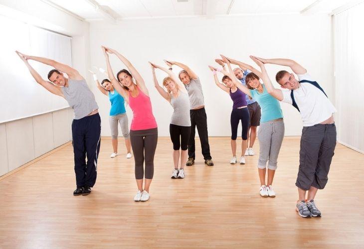 Bệnh nhân nên thường xuyên tập luyện thể dục thể thao để tăng cường sức đề kháng