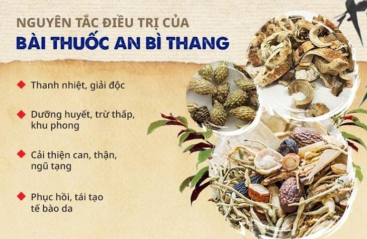An Bì Thang đem lại hiệu quả trị bệnh lên tới 85% chỉ sau một liệu trình