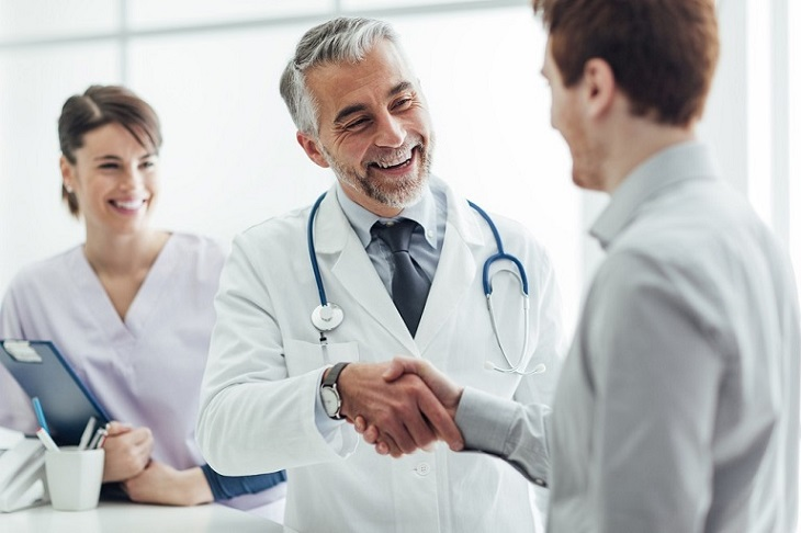 Đơn vị khám, chữa uy tín là nơi đảm bảo mọi quyền lợi cho người bệnh