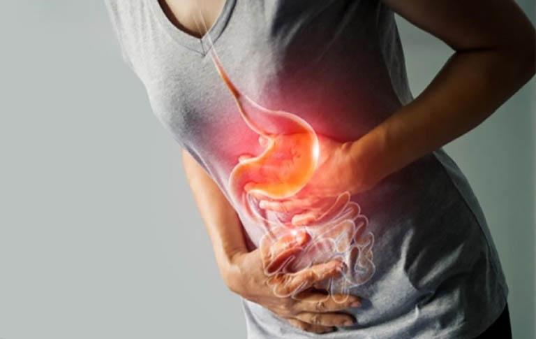 Sau khi nhiễm khuẩn Hp, người bệnh có thể đối mặt với tình trạng viêm dạ dày cấp tính hoặc mãn tính