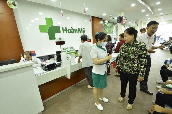 Bệnh viện Hoàn Mỹ Đà Nẵng nổi tiếng với các dịch vụ chăm sóc, khám chữa bệnh uy tín và hiệu quả