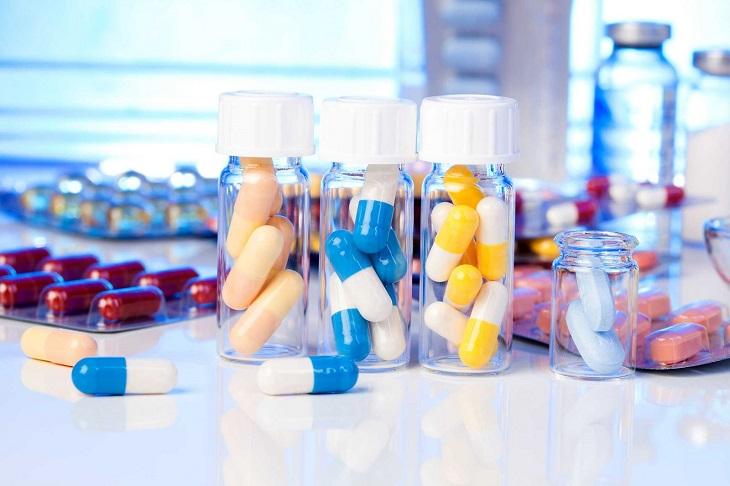 Thuốc Tây y có tác dụng hiệu quả trong điều trị bệnh viêm da cơ địa vùng kín