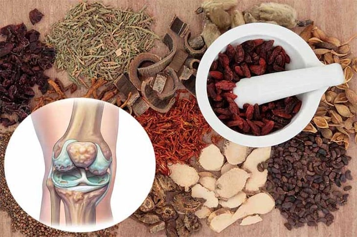 Đông y trị viêm đau ở gối