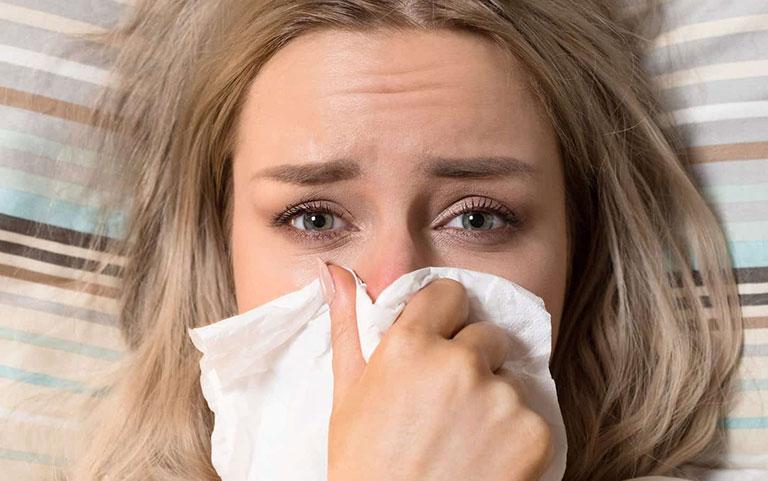 dấu hiệu viêm mũi dị ứng